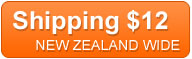 Shipping-$12-New Zealand-Wide