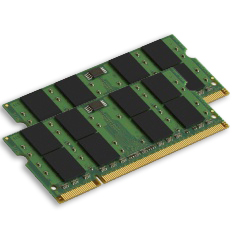 8GB Kit (2x4GB) DDR3 1333MHz SO-DIMM