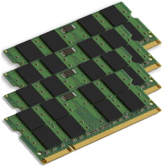 16GB Kit (4x4GB) DDR3 1333MHz SO-DIMM